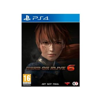 Dead or Alive 6 – PS4 Game
