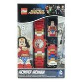 【 LEGO 樂高 】手錶系列 - 超級英雄系列 神力女超人