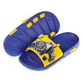 變形金剛電影版藍色超輕量兒童輕便拖鞋(16~21公分) [ A7S016B ]  藍色款