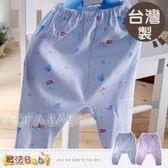 魔法Baby台灣製造厚款新生兒長褲/褲子~男女童裝~g3261