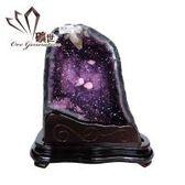 【礦世】頂級巴西紫晶洞 13.00kg