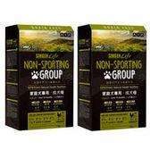 【發育寶-S】培育天然活力系列-UNA27無穀家庭成犬 1公斤 x 2包
