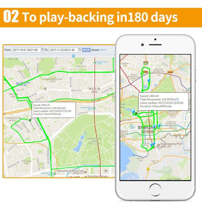 GPS Tracker GM06NW-03