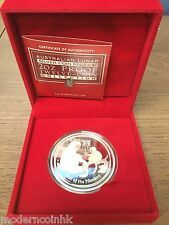 Affordable 2016 Australia Lunar Year Of The Monkey 2 oz Silver Proof 2 Coin BOX COA