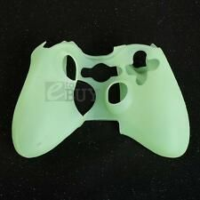 Silicone Protection Skin Cover Case Glowing for Xbox360 Game Controller Green Reviews