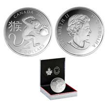 Buy 2016 1 oz Fine Silver Coin  Year of the Monkey Online