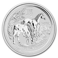 On Sale 2014 10 oz Silver Australian Year of the Horse Coin Bullion Australia