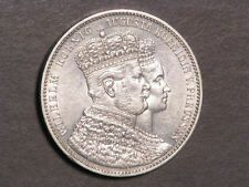 Deals For GERMANYPRUSSIA 1861A 1 Thaler Coronation Silver XF