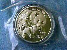 Best Savings for 2004 1oz ounce 10 yuan Silver China Chinese Panda coin in mint double sealed