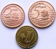 Buy RUSSIA 3 COINS SET 2004   2 5 10 EURO CENTS  HORSE with Paypal