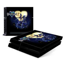 SALE Skin Decal Cover Sticker for Sony PlayStation 4 PS4  Kingdom Hearts 2