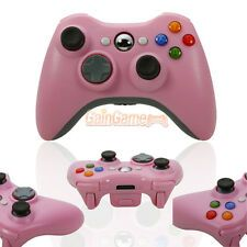 Pink Wireless Game Remote Controller for Microsoft Xbox360 Console Free Shipping Best Price