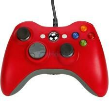 Best Savings for Wired USB Controller GamePad for Microsoft Xbox 360 Console PC Windows Red