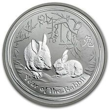Price Compare 2011 12 oz Silver Australian Lunar Year of the Rabbit Coin  SKU 59016