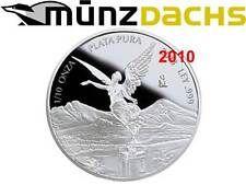 SALE Libertad 110 oz 999 fine silver Proof Mexico 2010 Fractional