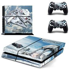 On Sale BATTLEFRONT Skin Sticker for Sony PS4 PlayStation 4 and 2 controller skin 144