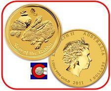 2011 Lunar Rabbit 120 oz 5 Gold Coin Series II Perth Mint in Australia Best Price