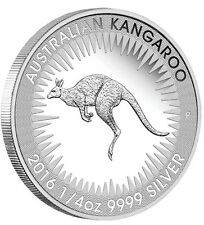 Best Price for 2016 Australian FIRST Kangaroo PROOF 9999 Silver 14 oz Coin Australia