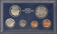 Low Cost Australia125102050 Cents Coins 1981 Proof Set Cat43