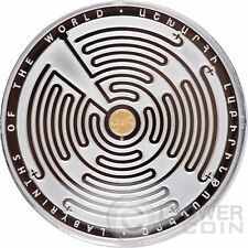 Cheapest BOSTON Labyrinth Of The World 2 Oz Silver Proof Coin 5000 Dram Armenia 2016