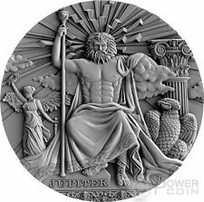 JUPITER Roman Gods 2 Oz Silver Coin 2 Niue 2016 Cheap