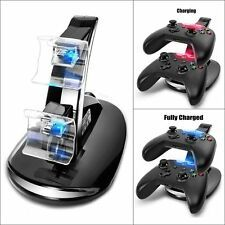 Best Savings for Dual Xbox One Game Controller Charger USB Charging Adapter Stand Dock Station