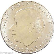 Affordable s071 AUSTRIA 25 SCHILLING 1973 KM2915 SILVER COIN aUNC