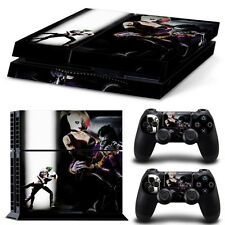 Joker dc Skin Sticker Cover For PS4 Playstation 4 Console Controller Decal Compare Prices