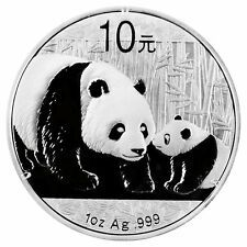 Deals For China Gold Coin Medal 2011 Silver Plated Panda Commemorative 10 yuan1 ounce oz