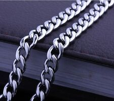 Best Price for Wholesale Stainless Steel MenWomen Necklace Curb Chain 24 Link Wedding Jewelry