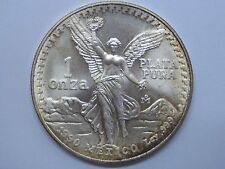 Best Reviews 1990 Mxico Silver 1 Oz coin winged victory libertad UNC
