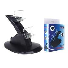 Low Price Dual USB Charging Charger Dock Station Stand for Playstation 4 Controller C1K9