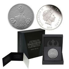 Buy 2016 Star Wars 1oz Silver 2 Proof Coin Han Solo Online