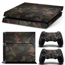 Low Priced Skin Sticker Cover For PS4 Playstation 4 Console  Controller Decal Camo