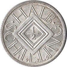 Buy 1925 Austria 12 Schilling Silver Coin KM2839 Online