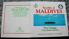 Cheap Maldives 1984 Mint Set of 6 Coins15102550Laari1Rufiyaa Online