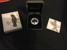 For Sale Birds of Australia  Redtailed BlackCockatoo 2013 12oz Silver Proof Coin