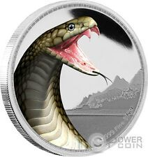 COBRA Kings of the Continents 1 Oz Silver Coin 2 Niue 2016 On Line