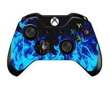 Cheapest Skin for XBOX ONE 1 Gaming Remote Controller Sticker DecalBlue Fire Online