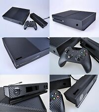 Cheapest Black Carbon Fiber Cover Skin Sticker for Xbox One  Kinect  2 controller Online