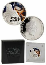 Best Reviews NIUE 2016 STAR WARS Captain Phasma 1 OZ SILVER PROOF 2 RARE