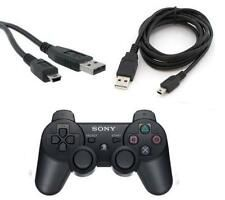 Promo Offer 2M Mini USB Charger Cable for Playstation 3 PS3 Dualshock 3 Wireless Controller