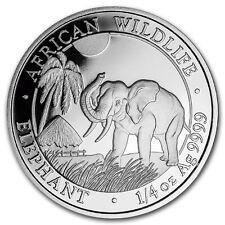 Buy Online 2017 14 oz Somalian Silver Elephant Coin BU