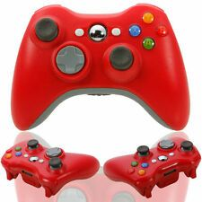 Cheapest Wireless Game Remote Controller for Microsoft Xbox 360 ConsoleUSB Receiver Red