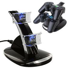 Charging Dock Dual USB Stand Station For Playstation 4 PS4 DUAL SHOCK Controller Cheap