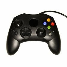 Cheap Replacement Controller For Xbox Original Black SType Brand New 3Z Online