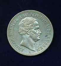 Buy GERMANY PRUSSIA 1840A 1 THALER  SILVER COIN UNCIRCULATED NICE Online
