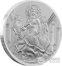 GORGON Creatures of Greek Mythology 1 Oz Silver Coin 2 Niue 2016 for Sale Online