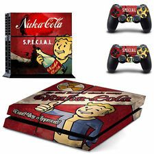 Big Discount Red Cola Cover Skin Sticker for Sony PS4 PlayStation Console  2 Controller