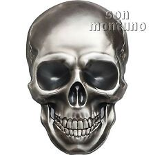 SKULL 1  1oz High Relief 999 Silver 5 Dollar Coin in Box with COA 2016 Palau for Sale Online